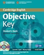 Objective: Objective Key for Schools Pack Without Answers (Student's Book...