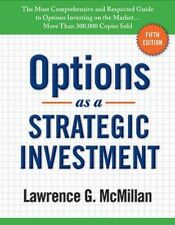 Options as a Strategic Investment: Fifth Edition, McMillan, Lawrence G.,#37921U