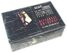 STAR TREK CCG 1E : ALTERNATE UNIVERSE BOOSTER BOX 36 PACKS SEALED