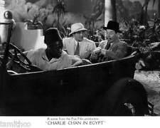Charlie Chan In Egypt Warner Oland 8x10 Photo 037