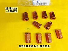 Org. Opel Kit 12x Spécial - Mère Turbo Collecteur Calibra 2,0 16V C20LET Porte