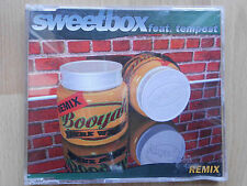 PROMO- CD-SINGLE: SWEETBOX feat TEMPEST- Booyah Here We Go (REMIX)