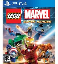 Marvel Super Hero PlayStation 4 Best Kids Childrens Fun PS4 Games New Hulk