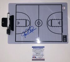 John Calipari Signed Autographed Kentucky Wildcats Coaches Clipboard Psa/Dna