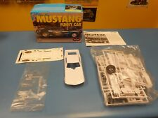 "POLAR LIGHTS BLUE MAX MUSTANG FUNNY CAR    ""NEW"""