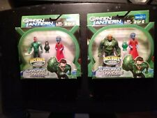 2 Different Green Lantern Guardians of the Universe Action Figure Sets NIP
