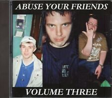 Abuse Your Friends CD Vol 3 (The Sunset Sound/Brother Eye/Girls With Beards)