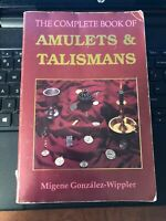 The Complete Book of Amulets, Talismans Llewellyns Sourcebook Series 1st Ed Rar