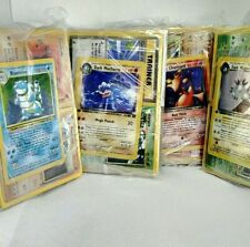 BASESET WOTC MYSTERY CUBE 50+ POKEMON CARDS 2-3 WOTC HOLOS & 5+ FIRST EDITION!