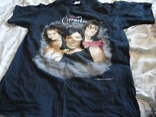 charmed tv show t shirt large 1999