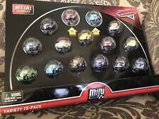 Brand New Disney Pixar Cars 3 Mini Racers Metal Vehicles Variety 15 Pack