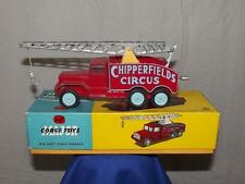 Boxed Corgi Toys 1121 Chipperfield's Circus Crane Truck #4