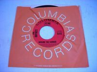 w SLEEVE The Duprees Around the Corner / Said It Couldn't be Done 1965 45rpm ++