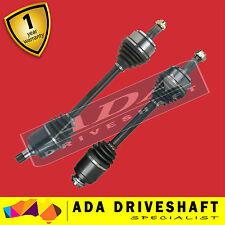 2 x New CV Joint Drive Shaft for Mazda 3 BK Series2 05-2012 Manual (Pair)