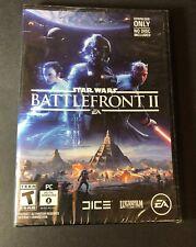 Star Wars [ Battlefront 2 ]  (PC / NO Disc) NEW