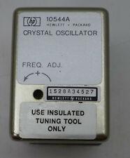 Hp 10544a Crystal Oscillator 10 Mhz 5