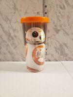 Star Wars BB8 Plastic Tumbler With Lid