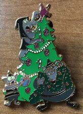 Disney Christmas Mystery Box Set Maleficent's Goons LE450 Pin