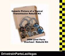 HED 3 Speed Manual Transmission Rebuild Kit w/ Synchro Rings 60-67 Ford Mustang