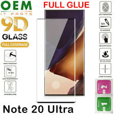 For Samsung Galaxy Note 20 Ultra - Tempered Glass 9D Curved Screen Full Coverage