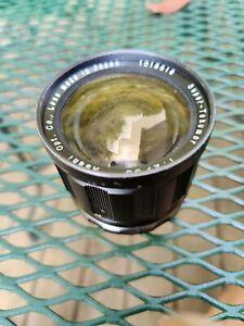 Asahi Pentax Super Takumar 35mm f/2 Wide Angle Lens for M42 READ