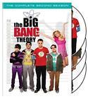 The Big Bang Theory: Season 2 - DVD -  Very Good - Sara Gilbert,Kunal Nayyar,Sim