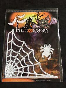 Halloween - Cobweb , & Spider Die