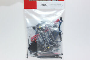 Traxxas TRX 8090 Light Set Complete + Power Supply For 9111+ 9112 Check Blazer