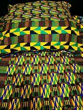 Ankara, Bettwäsche set aus afrikanische Baumwolle Waxstoff.