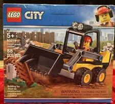 Lego City Construction Loader 60219 88 Piece Building Set Toy Kit Nib 2019