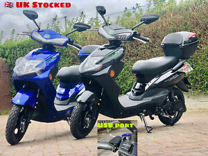 Mil G 2021 Electric Bike Moped Scooter Ebike 48V 250W + Includes free delivery