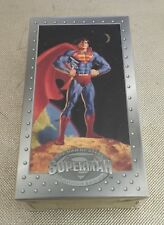 1994 SkyBox Superman: Man of Steel Platinum Series Complete 90 Card Trading Set