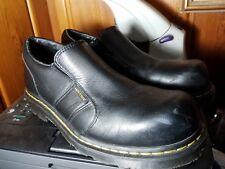 Dr. Martens Dunston SD 23119001 Black Leather Steel Toe 45 eu 10 uk 11 US Shoe