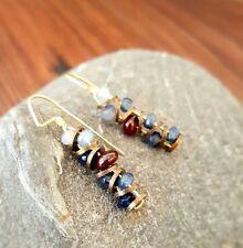 HANDMADE! Crystal Earrings 10064