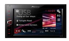 "Pioneer MVH-AV180 6.2""  Aux in / USB / double din / touchscreen / mechless"