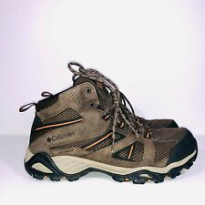 Columbia Men's Hammond Mid Trail Shoe (Brown, Size 10 US) 1765421231 Waterproof