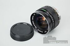 Olympus Zuiko MC Auto-W 35mm f/2 f 2 Lens for OM-System