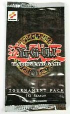 Yu-Gi-Oh! Game Promo Tournament Pack 1 One Booster TP1 Ultra Rare 1st Season