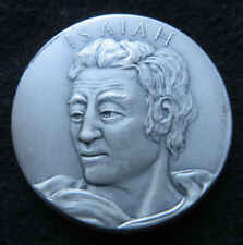 Medallic Arts Co. CT- Isaiah  31.4 g. 999 Silver Medal