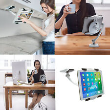 """CTA Digital Wall/Under-Cabinet Mount Tablet Stand, iPad pro 12.9"""" Surface Pro 4"""