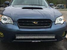 Fits 2007 Subaru Outback RALLY LIGHT BAR, (Bull, Nudge Bar), 4 Light Tabs!