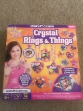 Crystal Rings and Things Jewelry Design Make Fashion Jewelry New
