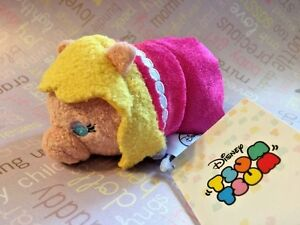"Disney Tsum Tsum Stack Mini Plush 3.5"" Muppets Miss Piggy **US SELLER**"