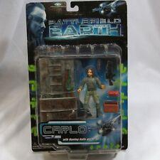 Carlo Battlefield Earth Hunting Knife M-16 Trendmasters