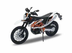 KTM 690 Enduro R, Welly Motocross Moto Modèle 1:18