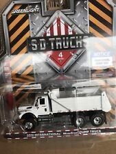 Greenlight Sd Trucks 2018 International Workstar Dump Truck white Sale!