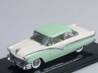 1/43 Scale model Ford Fairlane (Meadow Mist Green/Colonian White), 1956
