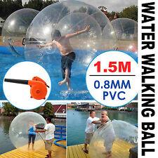 Water Walking Walker Ball  150cm  Inflatable  On-Water Activity Waterproof
