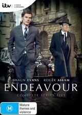 ENDEAVOUR Series : Season 5 : NEW DVD