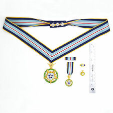 Cased US Order Space MOH,Congressional Space Medal of Honor,1978-2006 Top Rare!!
